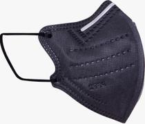 Kit 10 máscara esportiva 3d anatômica com 5 camadas proteção com 99% eficiência de filtração - Medi Company