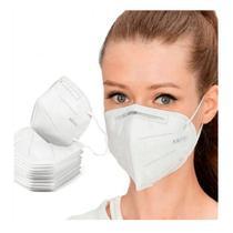 Kit 10 mascara respiratoria proteção facial 5 camadas kn95 - Supermedy