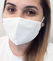 Kit 10 Máscaras De Proteção Em TNT SMS Cirúrgico Alta Qualidade - Atlântico Brindes
