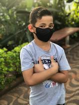 Kit 10 máscaras de proteção infantil kn 95 eficiência 99% com anvisa - Medi Company