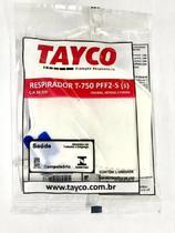 Kit 10 Máscaras Respiratória Pff2 N95 Inmetro Ca 39219 - Branca - Tayco