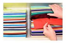 Kit 10 Organizador De Camisas Camisetas Roupas Tipo Arquivo - Clink