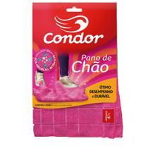 Kit 10 Panos de Chão Condor - Microfibra - Entrega imediata -