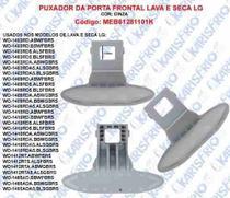 Kit 10 peças Puxador Porta Lg Lavaseca Wd-1403 Wd1409 Meb61281101 -