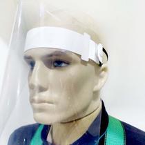 Kit 10 Protetores faciais reutilizável ajustável Fergraf -