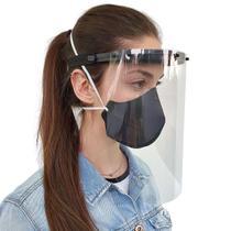 Kit 10 Protetores Facial de Polipropileno Face Shield - Aniz -