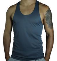 Kit 10 Regatas Masculina Cavada Nadador Camiseta Musculação - G - JinkingStore
