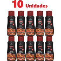 Kit 10 Sabonete Líquido íntimo Aroeira 200ml Bio Instinto -