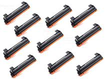 Kit 10 Toner Compatível TN1060 1060  DCP1602 DCP1512 DCP1617NW HL1112 HL1202 HL1212W - PREMIUM