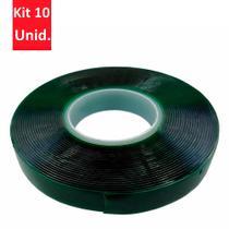 Kit 10 Unidades - Fita Dupla Face 5m - DNI 5221 -