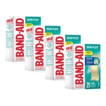 Kit 100 Curativos Band-Aid Flex -