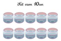 Kit 10un Gel Para Alongamento Unha 15g Led Uv Acrigel - Casa Da Compra