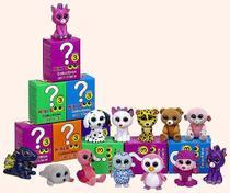 Kit 12 Bonecos Mini Boos Serie 3 Colecionaveis Sortidos - Dtc -