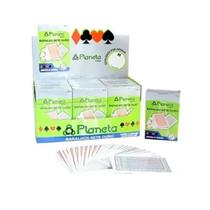 Kit 12 Caixas Jogo De Baralho Truco Poker Pife Com 54 Cartas - Planeta Jogos