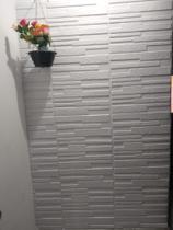 Kit 12 placas 3d para paredes e tetos modelo canjiquinha 0,50mm - Design 3D Board