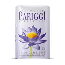 Kit 12 Sab Pariggi Attraction Perfumação Hidratação 85g -