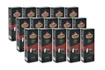 Kit 150 Cápsulas de Café Roccaporena Compatível Com Nespresso - 15 Caixas Intenso -