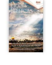 Kit 18 Lições Bíblicas Adultos Alunos - Cpad