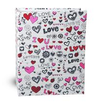 Kit 2 Álbuns Infantis Reb 300 Fotos 10x15 Ical Love -