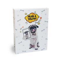 Kit 2 Álbuns Pet Lovers 160 Fotos 10x15 Ical Olha Foto -