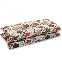 Kit 2- Almofadas Para Cadeira Ou Sofá De Bambu - Art Decor E-Commerce