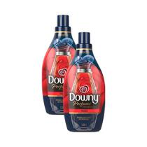 Kit 2 Amaciante Downy Concentrado Perfume Collection Paixão 1,35l -