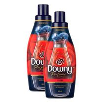 Kit 2 Amaciante Downy Concentrado Perfume Collection Paixão 900ml -