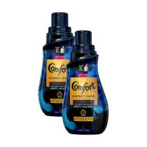 Kit 2 Amaciantes Comfort Concentrado Anti-Aging Hydra Sérum Expert Care 500ml -