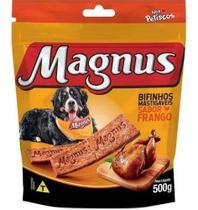 Kit 2 - Bifinho Magnus Mastigáveis Sabor Frango 500g - Agropet Nutrimed