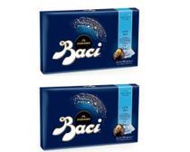Kit 2 Bombons Chocolate Ao Leite Italiano Baci Perugina -