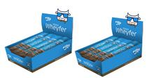 Kit 2 Choco Wheyfer Chocolate  25g  +Mu caixa 12 unidades - Mais Mu