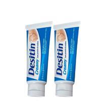 KIT 2 Cremes Preventivo de Assaduras Desitin Creamy 57g -
