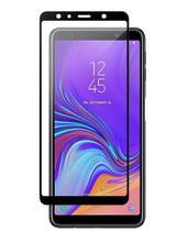 Kit 2 em 1 Película 5D de Gel  Samsung Galaxy A7 2018 + Capa Anti Shock Cristal - Hrebos
