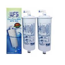 Kit 2 Filtro Refil Para Purificador De Água Europa - Noblesse - Da Vinci - Cta - Wfs