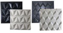 Kit 2 Formas Gesso/cimento 3d Abs Envio Imediato Lindíssimos - Xmoldes formas 3d