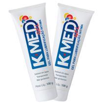 Kit 2 K-med Gel Lubrificante Íntimo 100g - CIMED