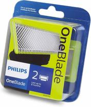 Kit 2 Lamina Refil Oneblade Qp210 One Blade Pro - Philips