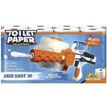 Kit 2 lançadores de papel toilet paper b - Candide