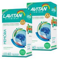 Kit 2 Lavitan Memória 60 comprimidos (120 comprimidos) - Cimed