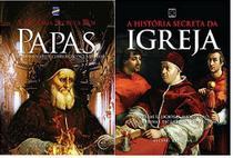 KIT 2 LIVROS A História Secreta dos Papas + A História Secreta da Igreja - Editora Europa