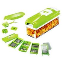 Kit 2 Nicer Dicer Plus Cortador Fatiador Legumes Frutas - Clink
