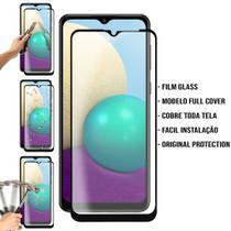KIT 2 Película De Vidro 3d Samsung A02 SM-A022M (Tela 6.5) Cobre A 100% CELL IN POWER25 -