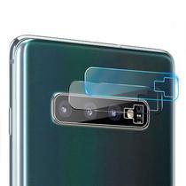 Kit 2 Películas de Gel Câmera Lente Samsung Galaxy S10+ S10 Plus - Encapar