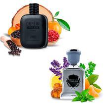 Kit 2 Perfumes Importados Dublin e Conquer I Scents -