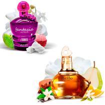 Kit 2 Perfumes Importados Fantasia e Belle I Scents -
