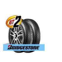 Kit 2 Pneu Bridgestone 185/65 Aro 15 EP-150 Ecopia 88H -