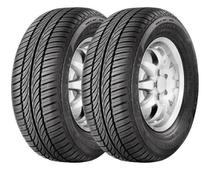 Kit 2 Pneu General Tire Aro 14 Evertrek Rt 175/65r14 82t By Continental -