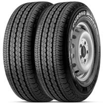 Kit 2 Pneu Pirelli Aro 16 225/75r16c 118r Chrono -
