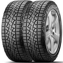 Kit 2 Pneu Pirelli Aro 16 235/85r16 120r Scorpion Atr Letras Brancas -