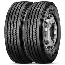 Kit 2 Pneu Pirelli Aro 17.5 215/75r17.5 126/124M FR85 Liso -